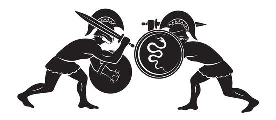 battle of gladiators