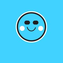 symbol person smile