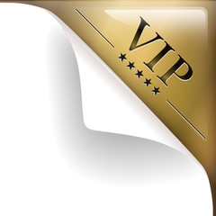 Golden Corner VIP transparent