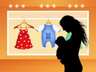 shop for baby clothes