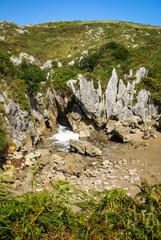Gulpiuri beach, Asturia y Cantabria, Spain