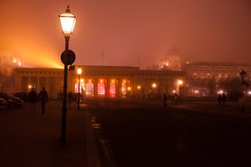 Hofburg, Burgtor gates,  Vienna