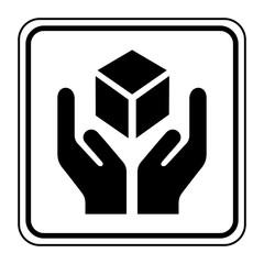 Logo fragile.