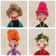 Puppets. Avatars