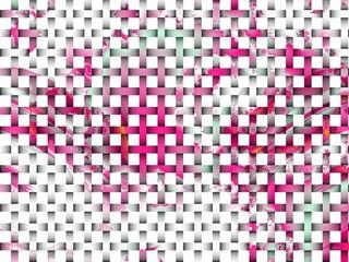 Fond d'écran blanc, tissé