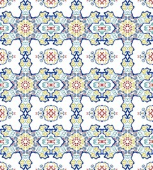 Сolorful repeating pattern