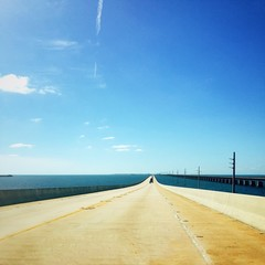 Road to Key West, Florida