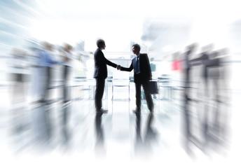 Business Ideas Cooperation Decision Communication Concept