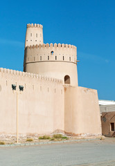 Bilad Sur Fort, Sultanate of Oman, Middle East