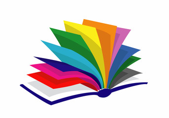 colorfull book