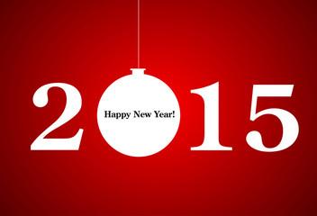 2015 new year. Happy holidays background
