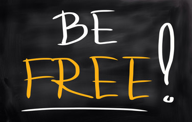 Be Free Concept