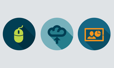 New technology - set icons 2