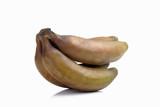 Rote Bananen (Musa) aus Mexiko poster