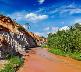 Fairy Stream Suoi Tien, Vietnam