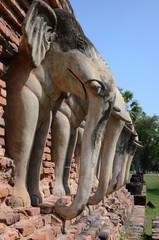 Temple, Sukhothai