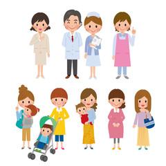 子育て 女性 医師