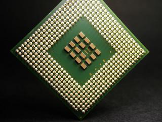 CPU Computer, micro CHIP