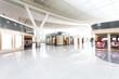 modern shopping mall interior - 74125363