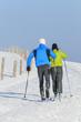Nordic Cruising - Wandern auf Skiern