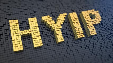 HYIP cubics
