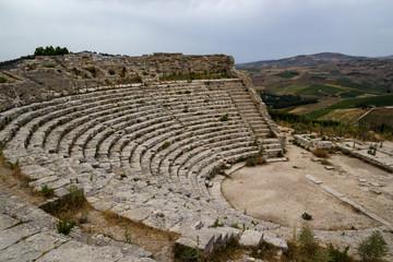 Segesta Teatro greco