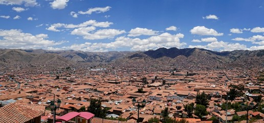 Cusco Peru top