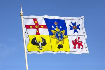 Australian Royal Flag