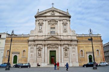 Церковь св. Сусанны в Риме