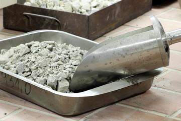 Sand sample