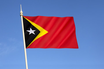 Flag of the Democratic Republic of Timor-Leste