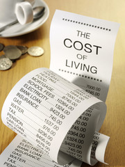 Cost of Living with American Currency