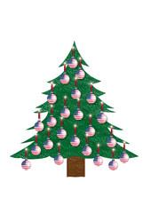 Weihnachtsbaum - USA
