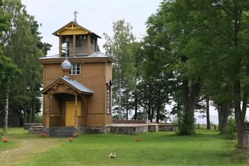 Holzkirche der Altgläubigen