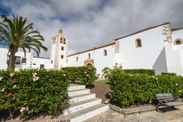Betancuria, ancient capital city of Fuerteventura (Spain)