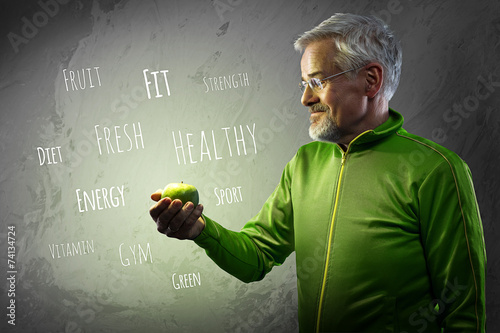 canvas print picture Healthy
