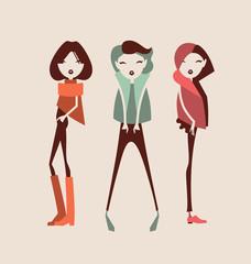 fashion woman collection