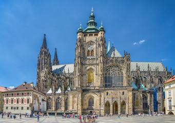 Praga Katedra Świętych Wita, Wacława i Wojciecha