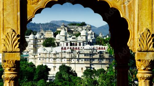 Papiers peints Inde Udaipur