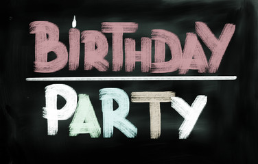 Birthday Party Concept