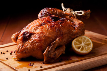 Christmas Roasted Chicken