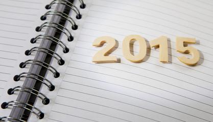 agenda 2015 nouvelle année