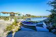 Île d'Oléron cabanes colorées - 74145984