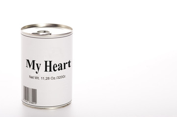 Canned heart