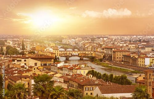Foto op Canvas Mediterraans Europa Florence