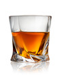 Glass of cognac - 74147333