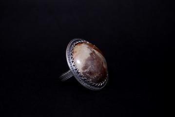 Anello filigrana d'argento