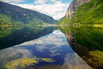 Granvinsvatnet lake