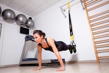 suspension arm training
