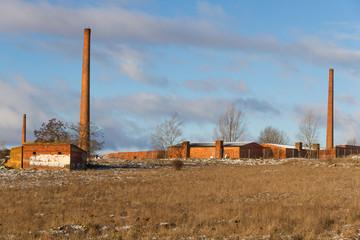 Antigua Fabrica de Tejas